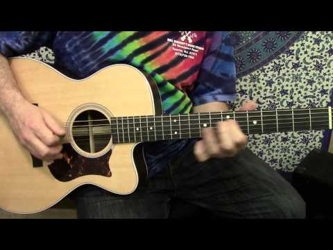Birdsong: Jerry Garcia Acoustic Guitar Lesson TRAILER