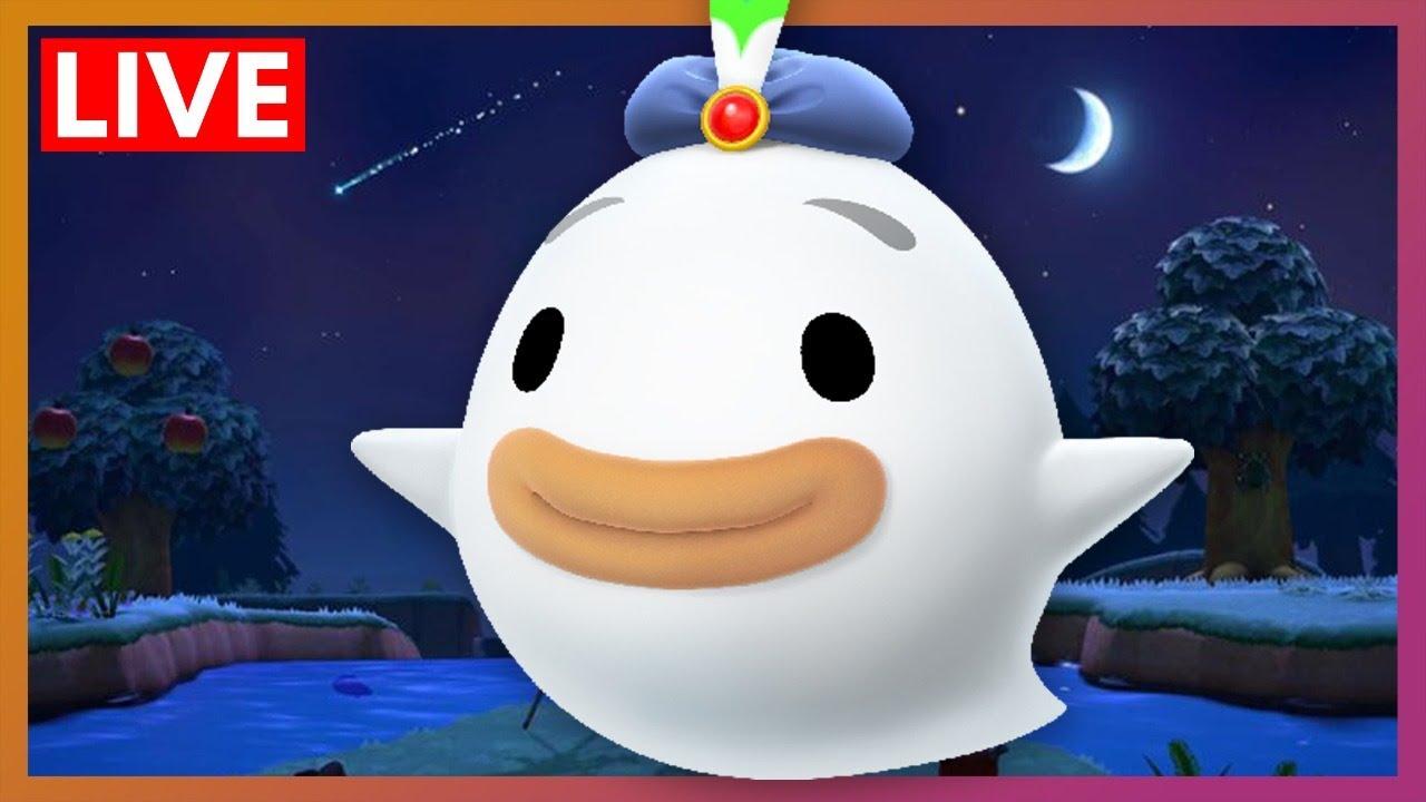'After Dark' Stream | Animal Crossing New Horizons LIVE