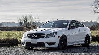 Mercedes-Benz C63 AMG Edition 507 2014 Videos