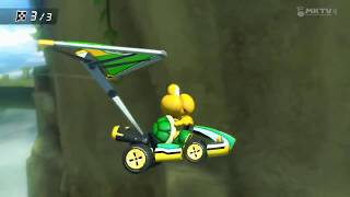 Mario Kart 8 TV -  Thwomp Ruins (50cc)