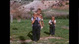 Big Horn Mountains Ranch 1951, shot on 8mm Kodachrome, transferred 1080p HD at CinePost