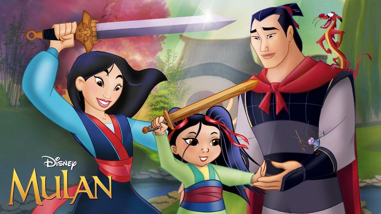 Download Disney's Mulan: Mulan and Shang have a daughter! And she is a warrior too!   Mulan   Alice Edit!