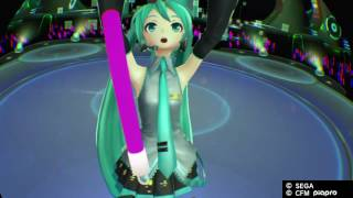Hatsune Miku: VR Future Live Gameplay - saintlestrange