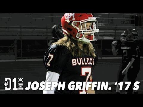 Joseph Griffin '17 S (Oak Hills) Junior Highlights: Free Safety Recruit 5'10 165