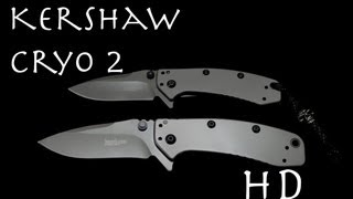 Kershaw 1556TI Cryo II Overview HD
