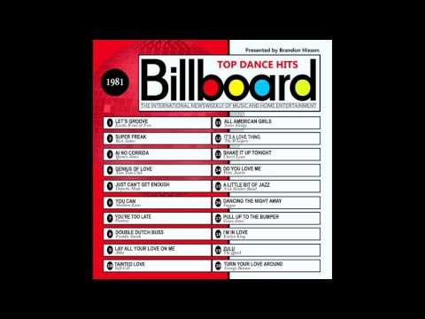 Billboard Top Dance Hits  1981