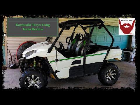 Kawasaki Teryx 2