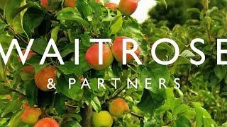 Visiting a British Apple Farm with Alan Titchmarsh | Waitrose & Partners