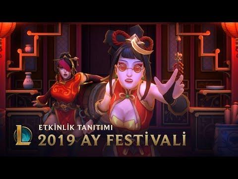 Talih, Şanslıya Güler | 2019 Ay Festivali Kostüm Tanıtımı - League of Legends thumbnail