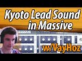 SD Tutorial 1: Skrillex Kyoto Lead Sound in Massive | FL Studio 12