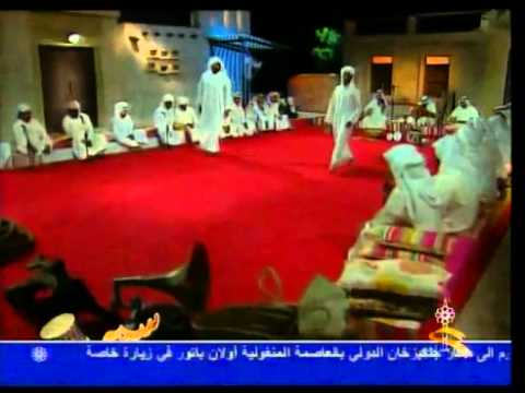Traditional (Classical) Arabic Music- سلمان العماري بات سجي الطرف