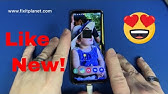 Alcatel One Touch Idol 4 Teardown, Back glass & Screen Repair From