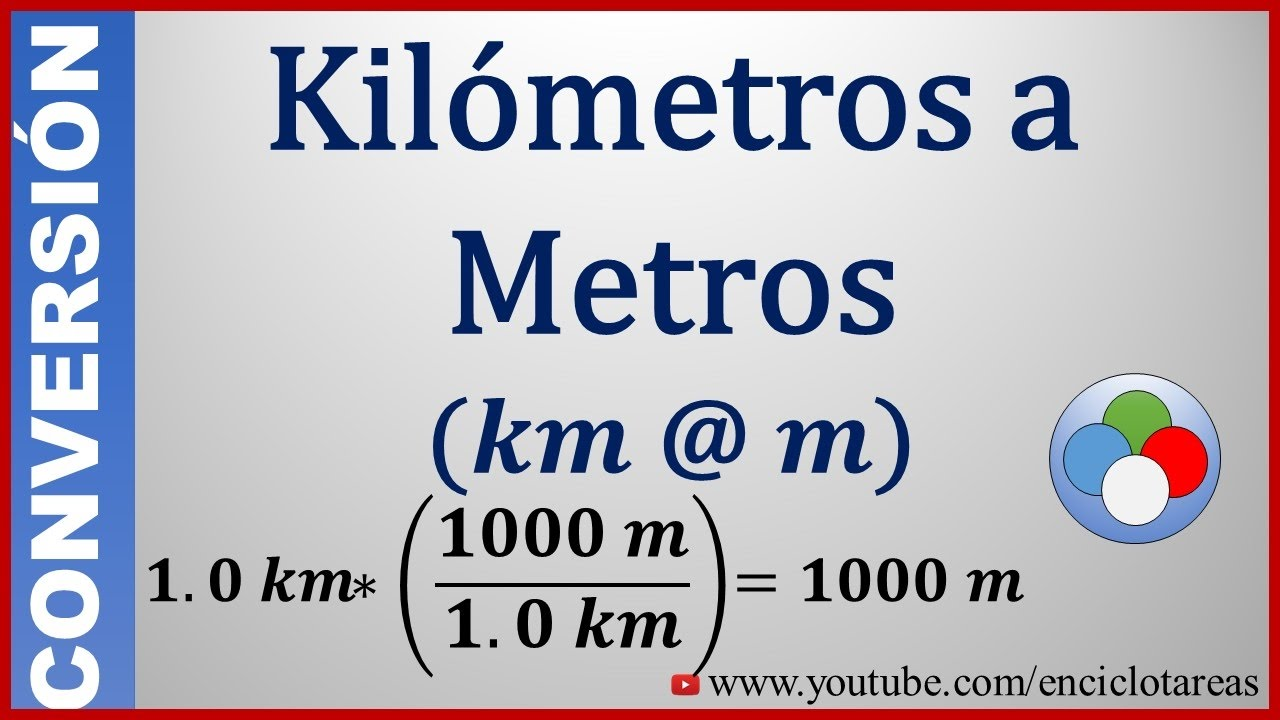 Convert From Kilometers To Meters Km To Meters