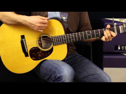 Gavin DeGraw - Not Over You - Guitar Chords - How To Play - Guitar Lesson