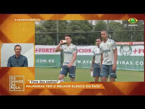 Velloso: Jogador Do Palmeiras Está Lá Para Ganhar Título