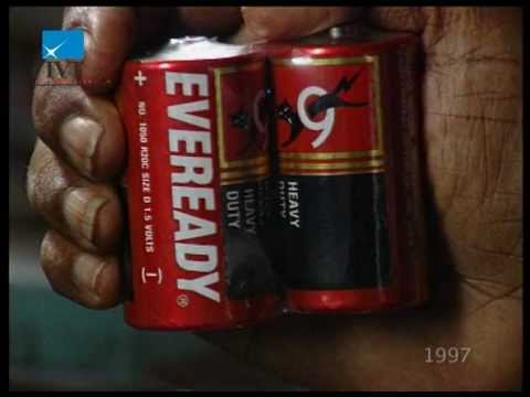 Eveready Commercial - 1997