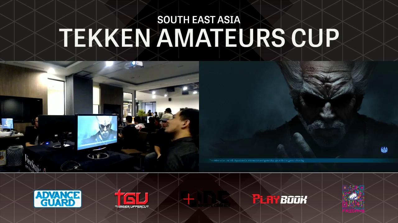 Ifgc  Sea Tekken Amateurs Cup Pool G H Part 7