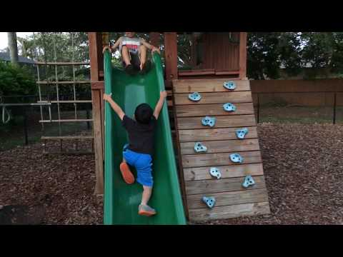 Outdoor Playground for kids Family Fun | Entertainment for Children