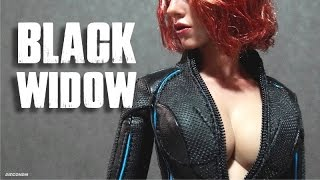 Hot Toys BLACK WIDOW Avengers Age of Ultron REVIEW / DiegoHDM