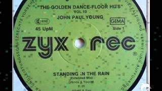 John Paul Young - STANDING IN THE RAIN - EXTENDED 12