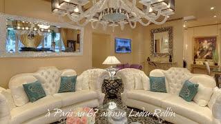 Mobilier Luxe décoration d'intérieure de Luxe à Paris,bordeaux,Dubai,Canapé art déco paris,
