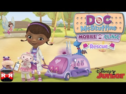 Doc McStuffins: Mobile Clinic Rescue - Doc On The Trail - IOS Gameplay Part 2