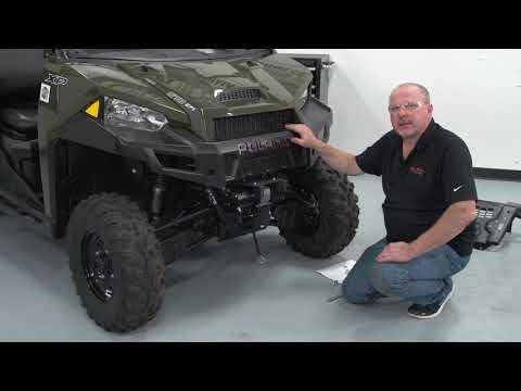KFI 3000 lb Winch Mount Kit /'16-/'18 TEXTRON STAMPEDE 900
