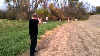 .458 Winchester Magnum Elephant rifle versus watermellon