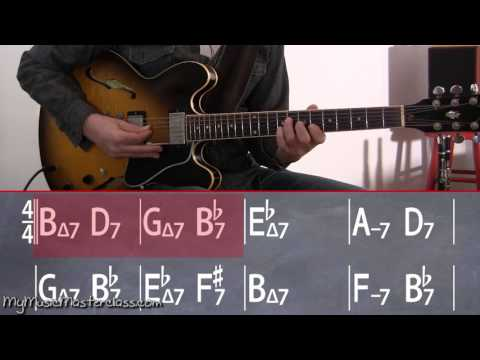 Adam Rogers - Guitar Technical Studies 2
