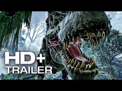 BACK TO DINOSAUR ISLAND Trailer German Deutsch (2015)
