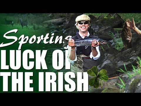 Fieldsports Britain - Luck Of The Irish: Simply Red's Salmon, Grouse And Stag