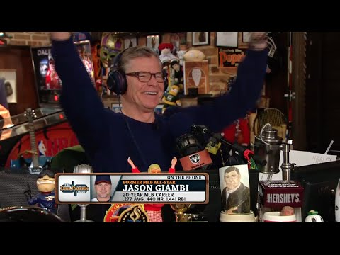 Jason Giambi on The Dan Patrick Show (Full Interview) 10/28/15