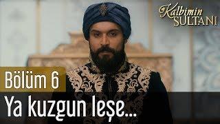 Kalbimin Sultanı 6. Bölüm - Ya Kuzgun Leşe...