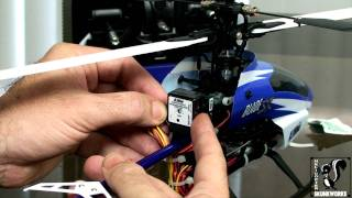 E-FLITE Blade SR - Fixing That Annoying TAIL WAG - Official Beginner's Guide Part 7