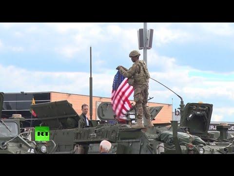 Учения НАТО в Прибалтике: альянс открыто заявляет о намерении припугнуть Москву