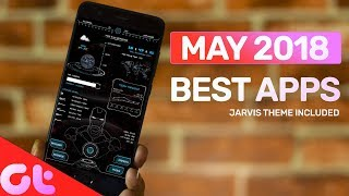10 COOL NEW Android Apps of the Month - MAY 2018