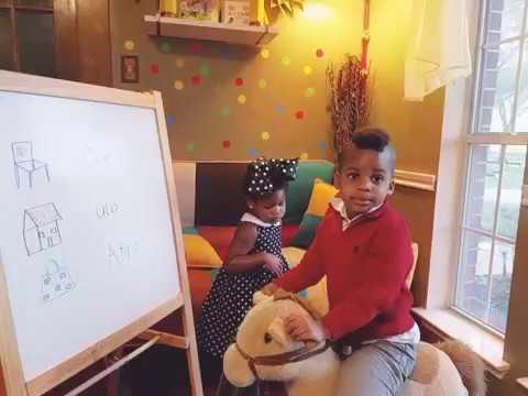 Learn Igbo: Saying Chair, House & Bag (Oche, Ulo na Akpa)