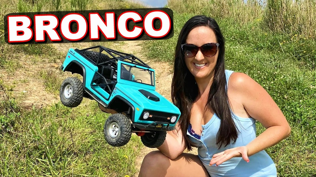 RIP JEEP!! New 2021 FORD BRONCO!!! - Axial SCX10 III RC Car - TheRcSaylors
