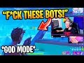 TFUE gets ANGRY and DESTROYS in DUOS POP UP CUP with CLOAKZY!!!