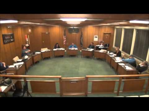 Montgomery County - Personnel Mtg Part 2 03/08/16