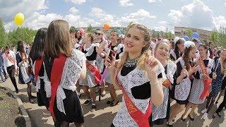 UTV. В Благовещенске впервые прошел танцевальный праздник ''Весенний бал''