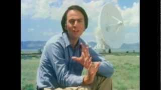 Carl Sagan Fractal Universe