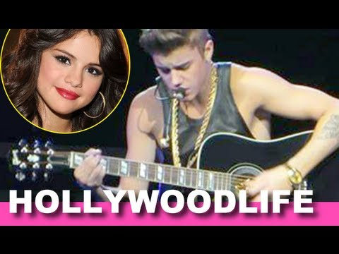 Justin Bieber Writes New Song About Selena Gomez - She Refuses To Listen