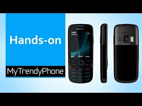 Unboxing af Nokia 6303i Classic Mobiltelefon
