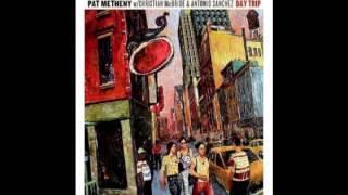 Calvin's Keys - Pat Metheny Trio - Day Trip