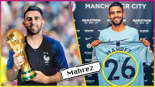8 Things You Didn't Know About Riyad Mahrez   Oh My Goal