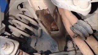 видео Слабые места кузовов автомобилей ВАЗ 2101, 2103, 2106, 2105, 2107