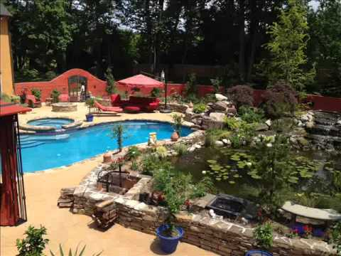 Awesome Pool Patio Landscaped.Northampton Township, PA Area Bucks County :  Orserlandscaping.com
