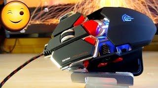 Souris gaming Easy SMX , une haut de gamme à prix cassé ?!
