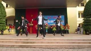 C6K41-43 PBC: Nhảy What does the Fox say ? (The Fox) Poreotics Cover
